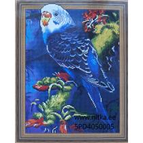 Teemant mosaiik-Papagoi, 40x50