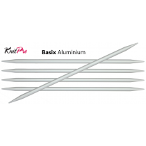 KnitPto BASIX ALUMINIUM sukavardad 20cm