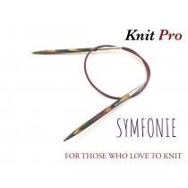 KnitPro SYMFONIE ringvardad, 40 cm