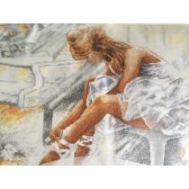 Tikandi komplekt Baleriin, 57x27